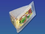 TRIANGULO P/SANDWICH  PET (CRISTAL)